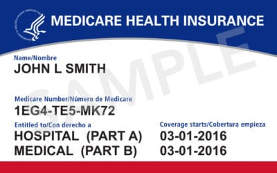 Medicare Replacement Cards